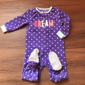 🌟 4 for $8 🌟 Footie Jammies